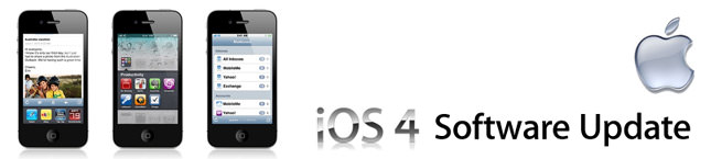 Apple Release iPhone OS4.0
