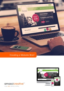 Creating a website brief
